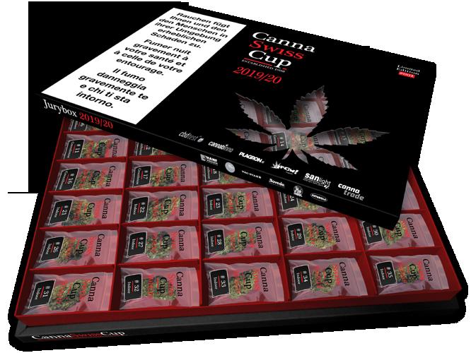 CannaSwissCup Jury-Box
